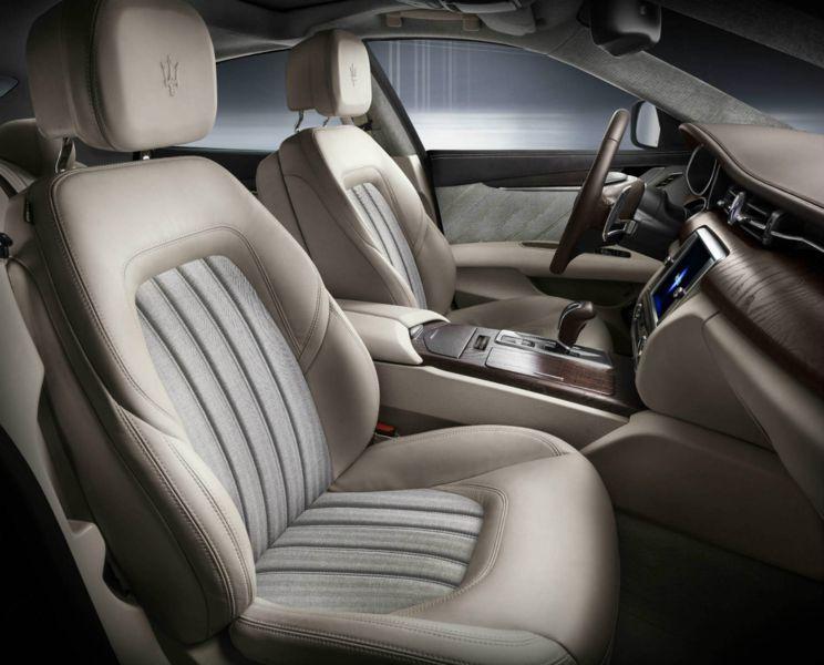 Maserati Quattroporte Ermenegildo Zegna-3