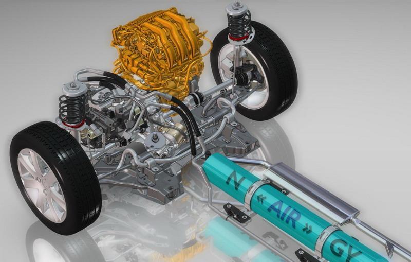 PEUGEOT HYbrid Air wp
