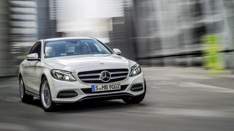 The_new_Merceds-Benz_C_Class_Mercedes_49503