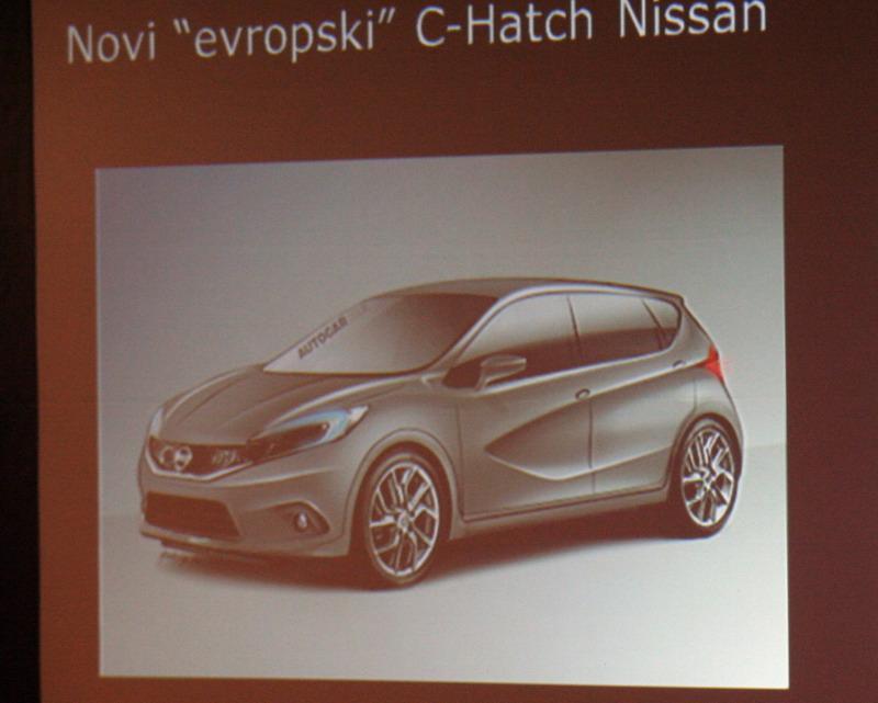 Nissan C Hatch
