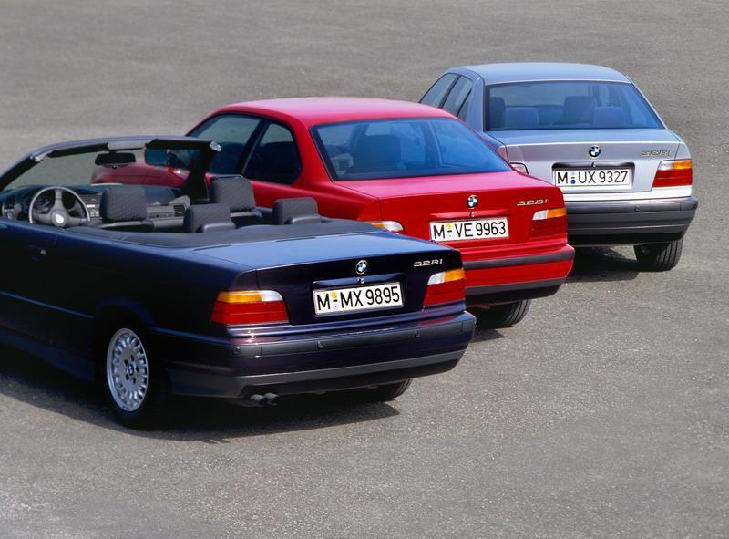 BMW E36 90-98