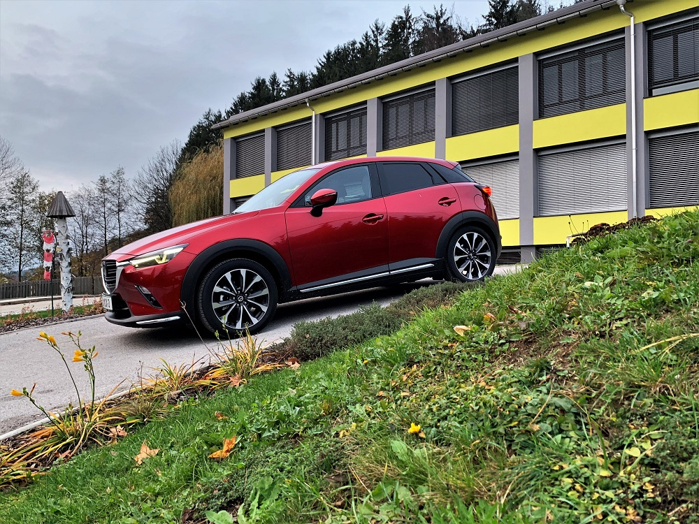 Test Mazda Cx 3 G150 Awd Revolution Top Avtofotomarket