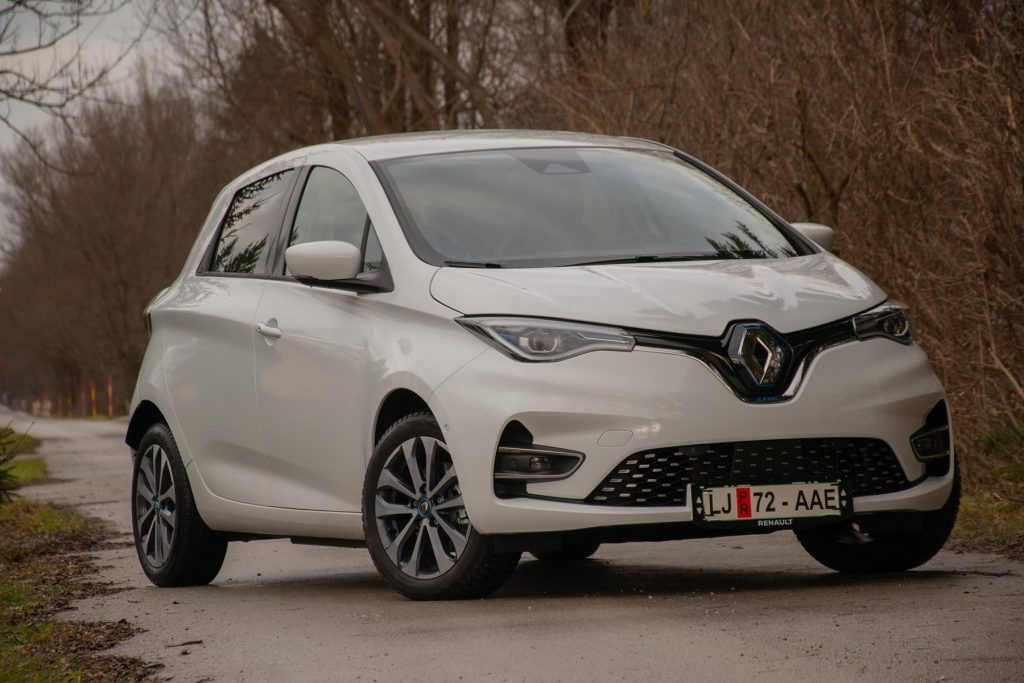 Novi Renault ZOE